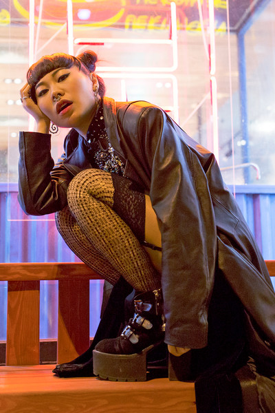 Фото №1 - Ян Гэ: «Я решила снимать фильм от отчаяния»