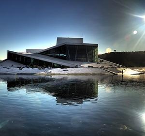 Фото №1 - Символом Осло станет Опера