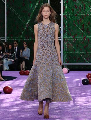 Фото №16 - Неделя Высокой моды в Париже: Dior Couture AW2015/16