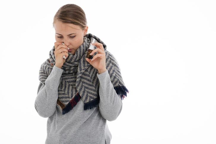 простуда коронавирус