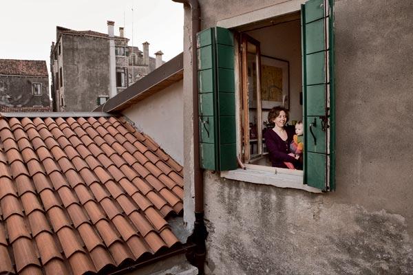 Фото №1 - Как это делается в Венеции