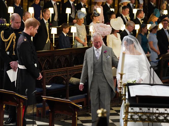 Фото №16 - Факты о свадьбе принца Гарри и Меган Маркл, которые войдут в историю