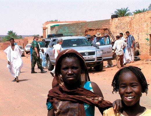 Фото №1 - Берберский след туарегов