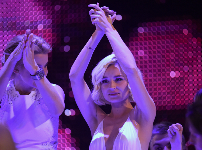 Фото №3 - Полина Гагарина заняла второе место на «Евровидении-2015»