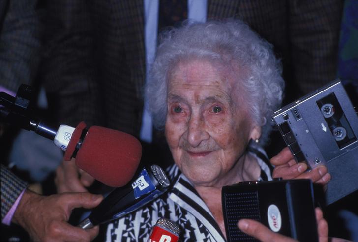 Фото №2 - 12 правил долгой и счастливой жизни от француженки Жанны Кальман, дожившей до 122 лет