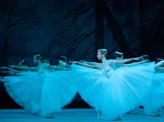 Фото №1 - Лучшие балеты Большого театра покажут на большом экране