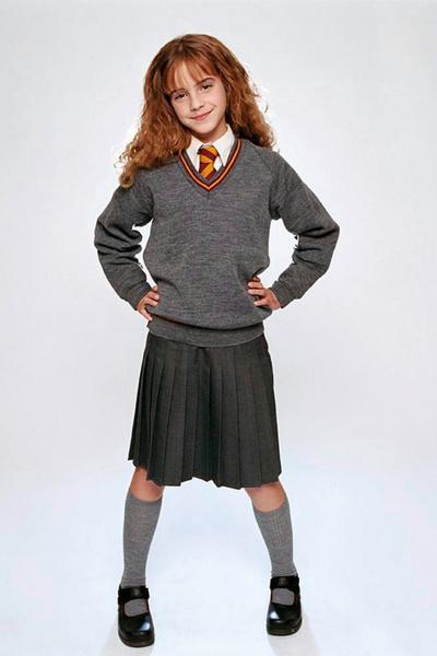 Фото №1 - Как быть модной в школьной форме: лайфхаки для стильных девчонок