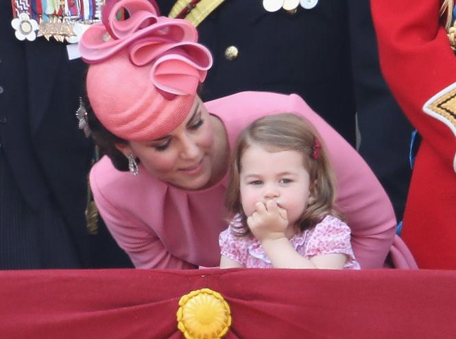 Фото №8 - Принцесса Шарлотта Кембриджская: третий год в фотографиях
