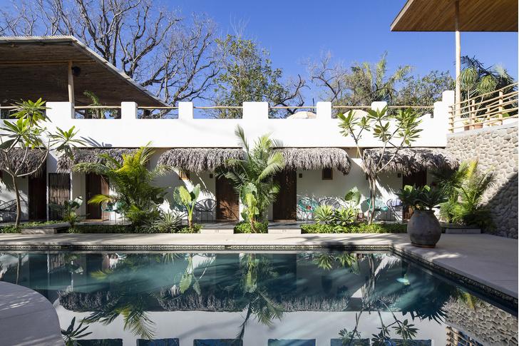 Фото №6 - Отель Nomadic на Коста-Рике от бюро Salagnac Arquitectos