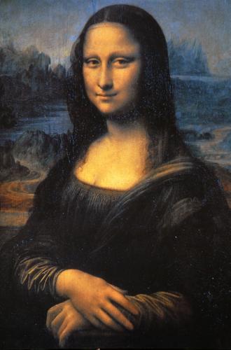 Фото №2 - 7 тайн знаменитой «Моны Лизы» Леонардо да Винчи
