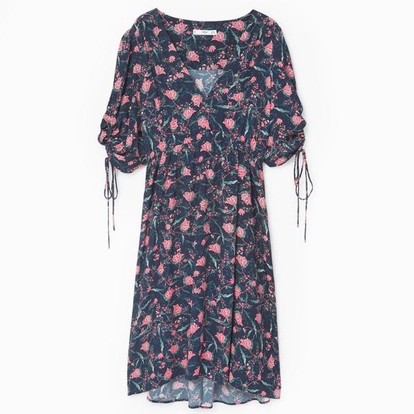 Фото №1 - 10 цветочных платьев на весну не дороже 10 000 рублей