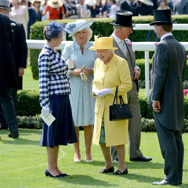 Фото №3 - Короли и шуты: гости Royal Ascot 2017, день 2