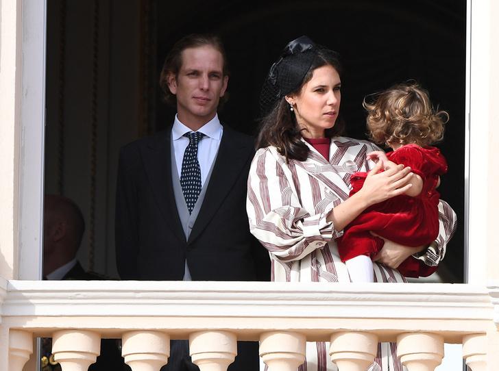 Фото №1 - Внук Грейс Келли и его жена стали родителями в третий раз
