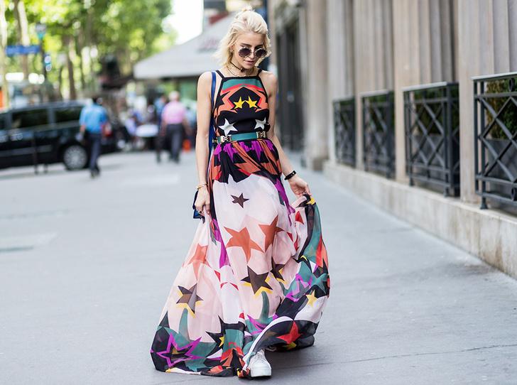 Фото №1 - Сарафаны: как носить самое летнее платье в этом сезоне