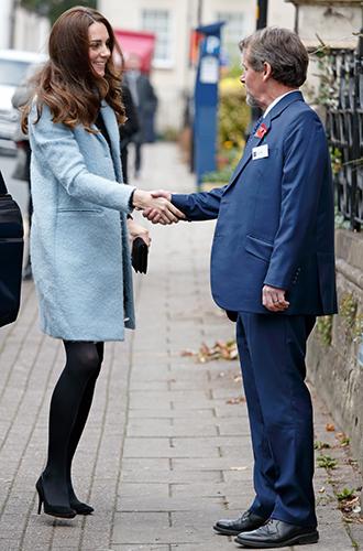 Фото №35 - Самые трогательные моменты из жизни герцогини Кембриджской в 2016 году