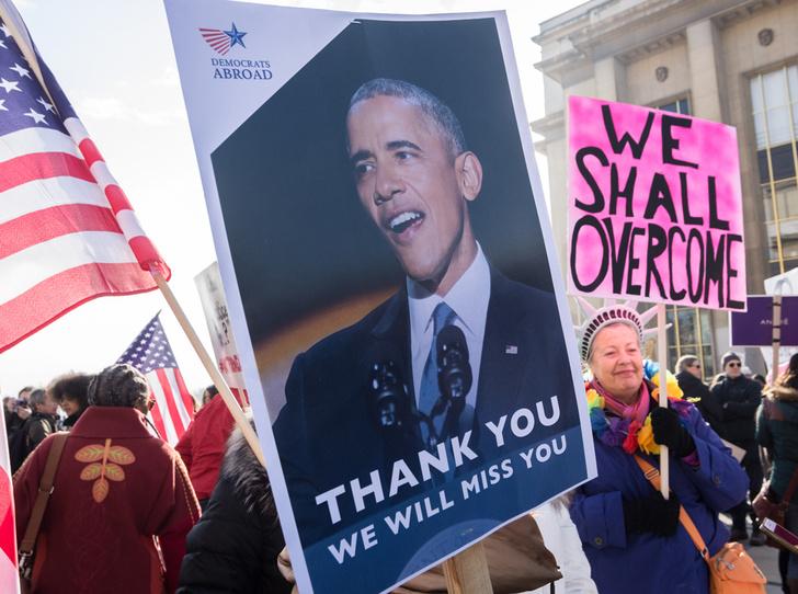 Фото №2 - «Теневой президент»: куда пропал Барак Обама (и к чему он готовится)