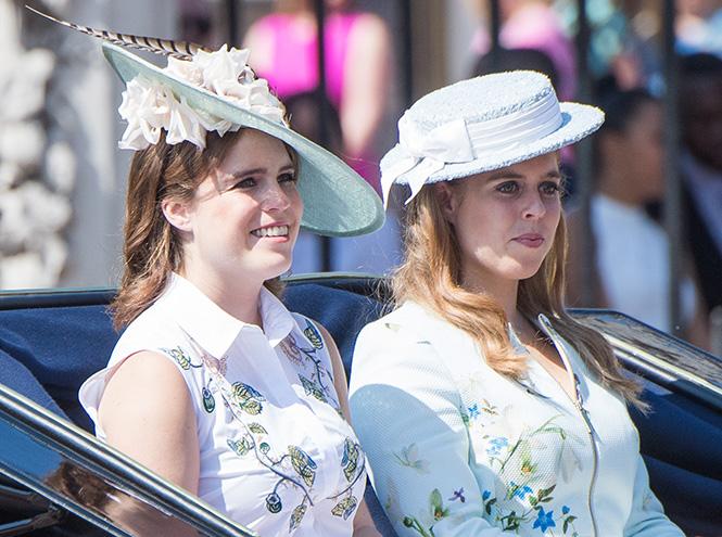 Фото №4 - Принцессы крови: Беатрис и Евгения Йоркские (и их особые отношения)