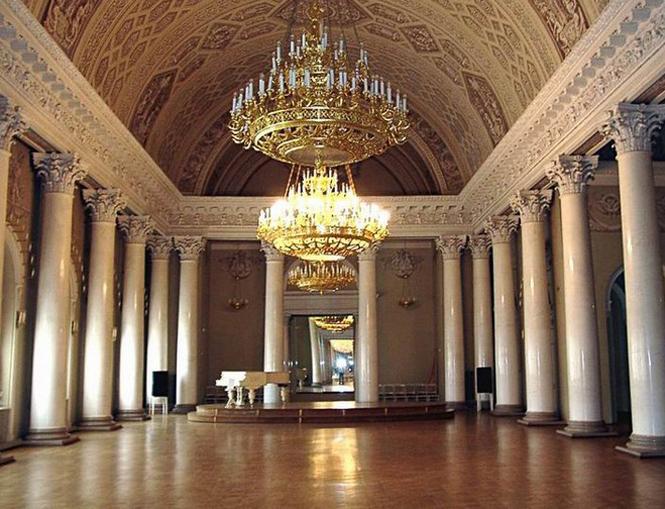 Фото №9 - Лучшие свадебные площадки Санкт-Петербурга