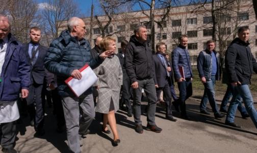 Фото №1 - Боткинской больнице могут оставить только три корпуса на исторической территории
