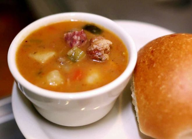 Антипохмельный суп
