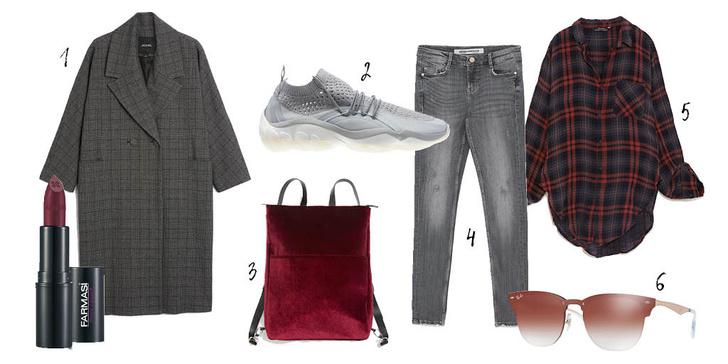 Фото №2 - Look good: С чем носить твои новые кроссовки?