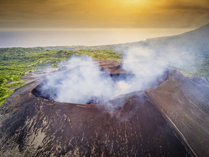 Фото №1 - Гулять по вулкану