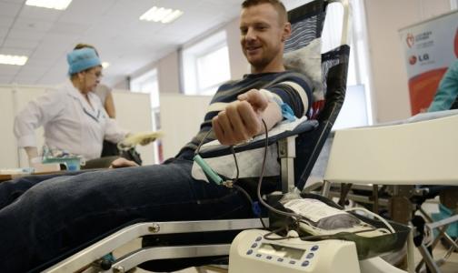Фото №1 - Каждый четвертый россиянин никогда не сдаст кровь для лечения попавшего в беду человека