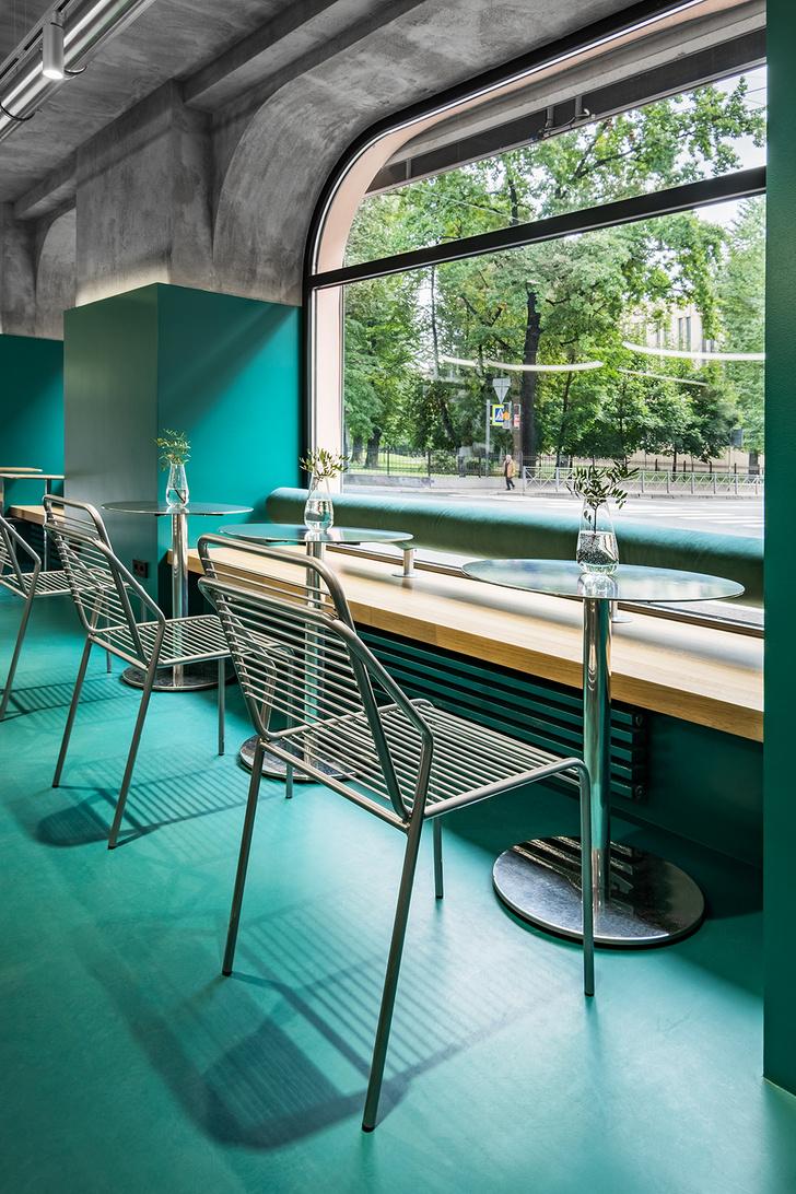 Фото №3 - Итальянский ресторан Pasto Fresco в Санкт-Петербурге