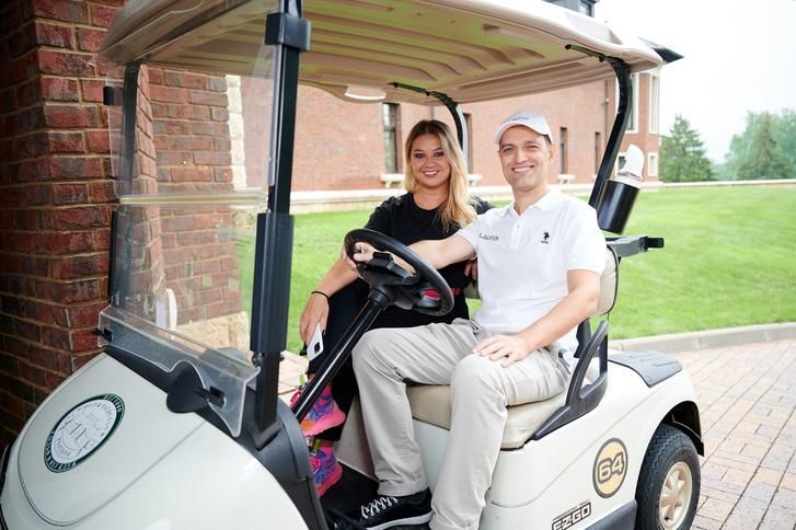 Фото №2 - LAUFEN Private Golf Day в гольф-клубе «Пестово»