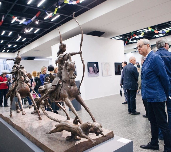 Фото №4 - Всемирно известный скульптор променял Англию и Италию на Читу, чтобы спасти родное село