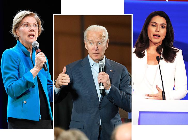 Фото №1 - Кто, если не Трамп: 6 кандидатов, которые баллотируются на пост президента США в 2020 году