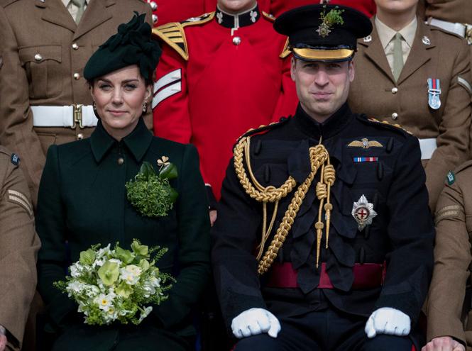 Фото №2 - Почему принц Уильям может пропустить рождение первенца Сассекских