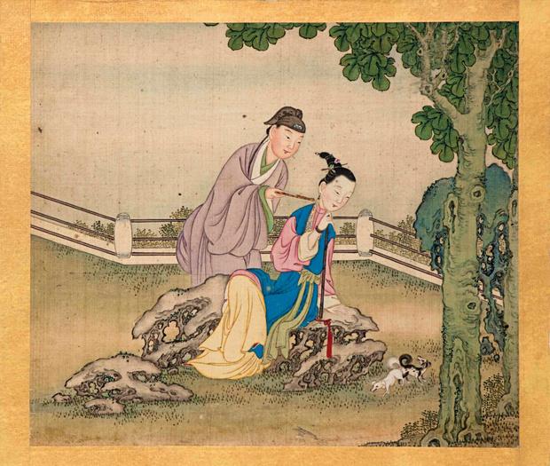Фото №5 - Удивительные сексуальные обычаи Древнего Китая