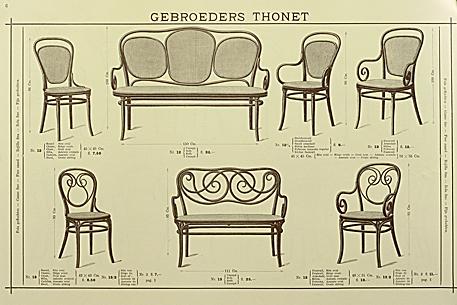 Фото №2 - Венский стул: гениальное дизайнерское изобретение