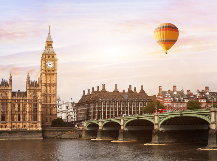 Фото №2 - Шесть лучших мест для полетов на воздушном шаре