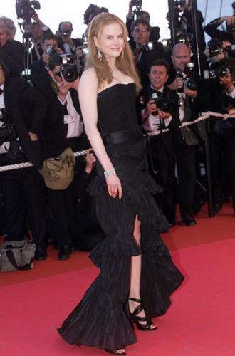 Фото №16 - Королева Канн: все модные образы Николь Кидман за историю кинофестиваля