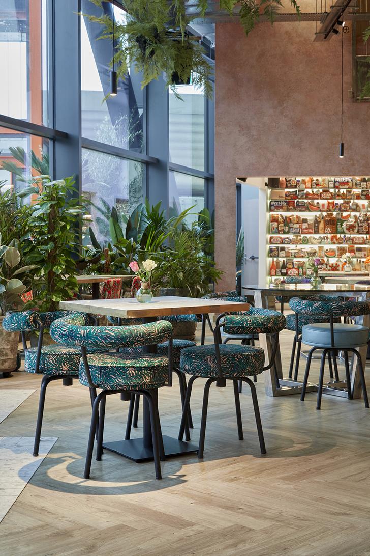 Фото №4 - Ресторан Bondi Green в Лондоне