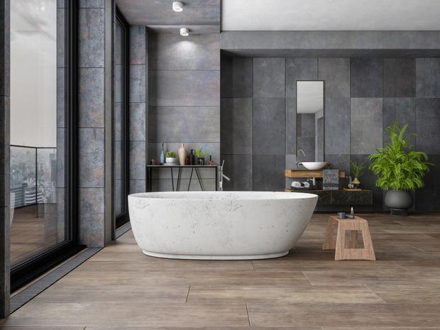 Фото №3 - 7 простых приемов, которые превратят вашу ванную комнату в спа