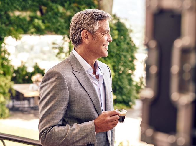 Фото №4 - Джордж Клуни в новом видео Nespresso