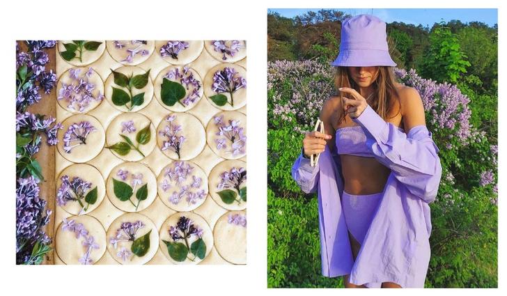 Фото №6 - Фуд-тренд: ванильное печенье со съедобными цветами— лучшее украшение для вашего пикника