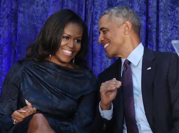 Фото №2 - Неожиданный секрет долгого брака Мишель и Барака Обамы
