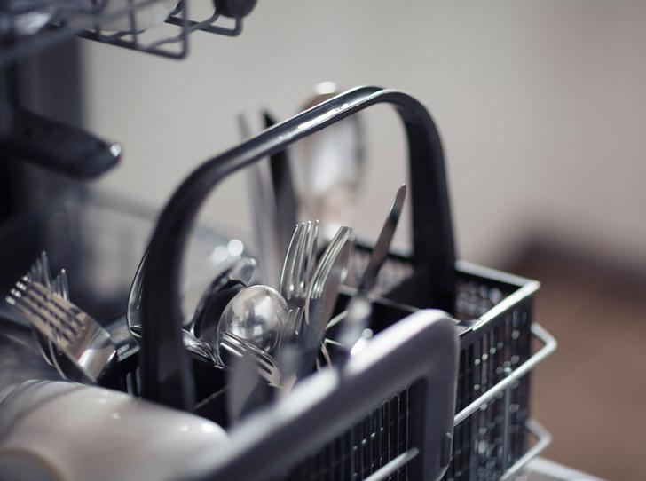 Фото №3 - Как правильно мыть посуду в посудомоечной машине