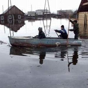 Фото №1 - Наводнение в Якутии