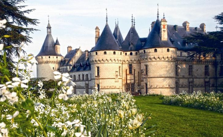 Фото №10 - 5 знаменитых замков Франции
