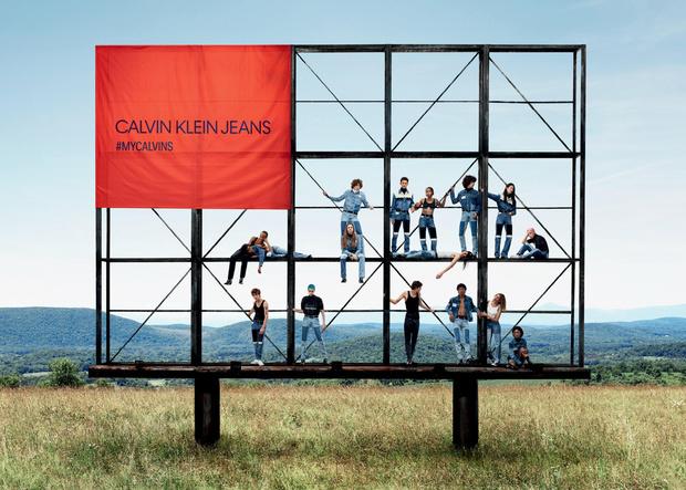 Фото №17 - Минимализм и провокация: история CALVIN KLEIN «от» и «до»