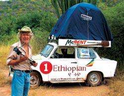 Фото №2 - На «Трабанте» через Африку