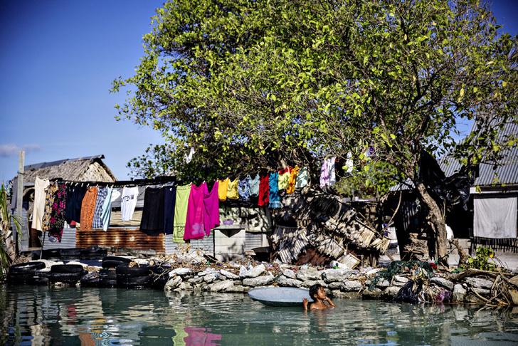 Фото №10 - Голубая бездна: как спасти Кирибати