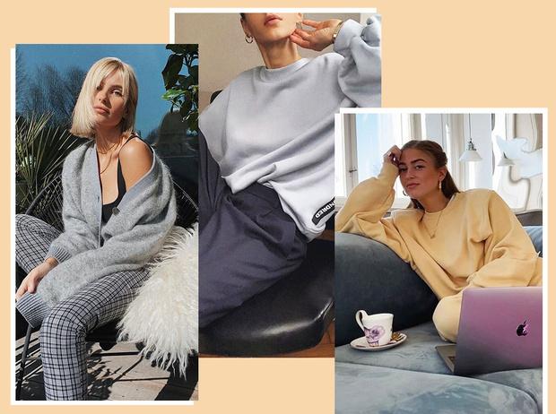 Фото №1 - Удобная мода: самая стильная и комфортная одежда для дома