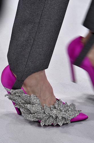 Фото №28 - Самая модная обувь сезона осень-зима 16/17, часть 2