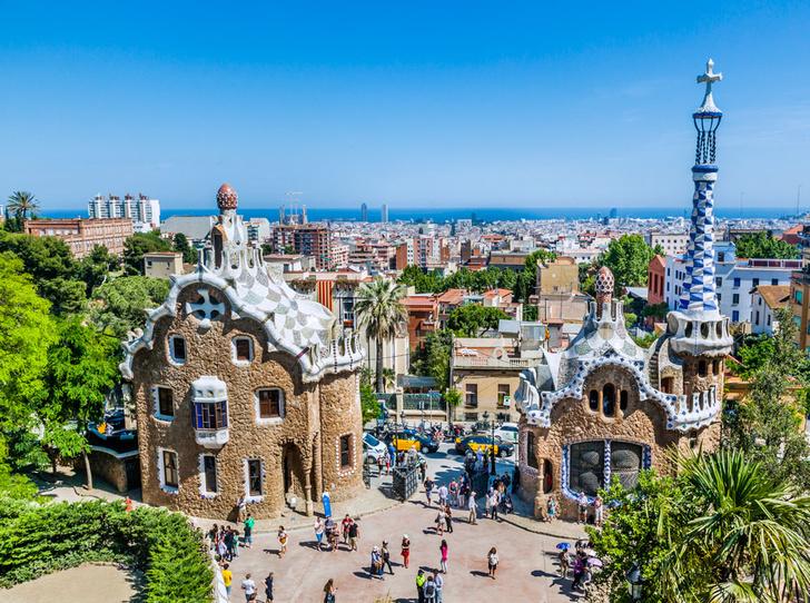 Фото №1 - 6 городов мира с самой удивительной архитектурой